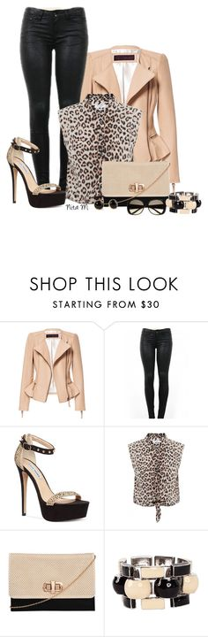 """""""Barefeet Jeans"""" by mz-happy ❤ liked on Polyvore featuring Zara, YMI, Steve Madden, Equipment, Style Tryst, J.W. Anderson, Pim + Larkin and Gucci"""