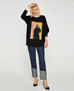 ZARA - WOMAN - SADE SWEATSHIRT