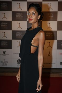 Lisa Hydon at Loreal Femina Women's Awards.