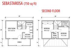 Sebastarosa plans 2br by Tumbleweed Tiny House Company, via Flickr