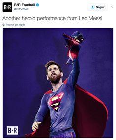 ¿SuperMessi?