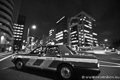 Tokyo taxi / Tokyo