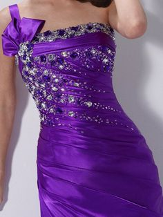 beautiful dress #purple haze