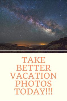 Photography guide to vacation photos for beginners. #teachyourselfphotography #photographytips #photographytutorial #camerasettings #learnphotography #photographyforbeginners