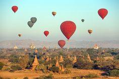 Bagan – Myanmar.