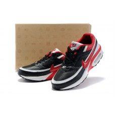 Hommes Nike Air Max Classic BW Noir/Rouge/Blanc