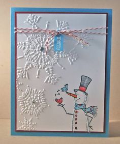 Snow Much Fun! by amyfitz1 - Cards and Paper Crafts at Splitcoaststampers