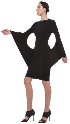 MODERN SCULPTURE DRESS