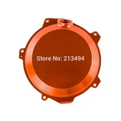 59.99$  Buy now - http://ali65f.worldwells.pw/go.php?t=32366384132 - Orange Billet Engine Outside Clutch Cover For KTM Freeride 350 2012 2013 2014 2015 59.99$