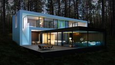 House in Kiev / 300m2 on Behance