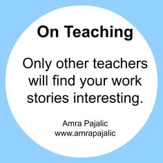School Teacher, Finding Yourself, High School, Teaching, Writing, High Schools, Learning, Education, A Letter