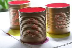 Canned  Table Numbers
