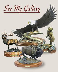 Bronze Art by renowned artist Tom Schultz. Really the best I've seen in bronze. Men Stuff, Rooster, Sculptures, Wildlife, Bronze, Artist, Animals, Man Stuff, Animales