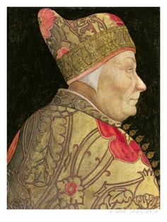 Francesco Fosari 1373-1457 doge of Venice, who led the city into long and reinous wars.