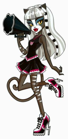 All about Monster High: Characters