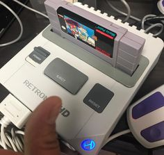 Learn about Bring your own SNES cartridges for the Supa RetroN HD http://ift.tt/2vAQmw7 on www.Service.fit - Specialised Service Consultants.