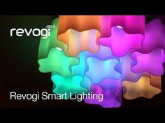Revogi Smart Lighting products & Delite app - Delight your Life! - YouTube