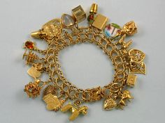 The Love Nest: Charmed I'm Sure – A collection of charm bracelets ...