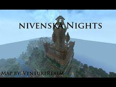 [L.A.G] Presents A Minecraft Adventure Map - Nivenska Nights , pt. 2.