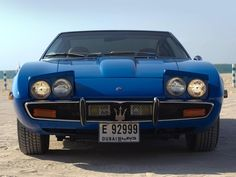 Maserati Ghibli - 1967