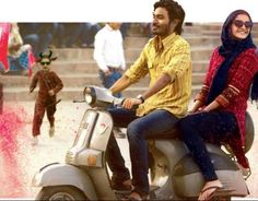 Stills from Raanjhnaa starring Sonam and Dhanush