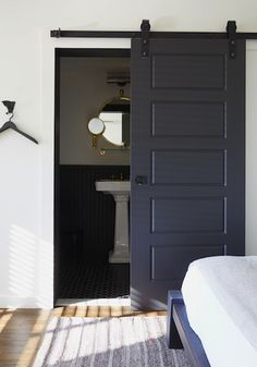 Creative DIY Sliding Doors {tutorials | Diy sliding door, Sliding ...