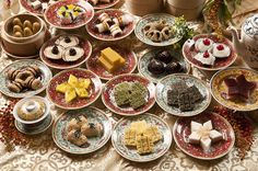 Different kinds of traditional Peking dessert. These were royal dessert in the past, and common people were not able to eat, however, it is now everyone's wlefare, only if you like it.