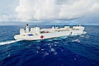 U.S. readies Navy hospital ship after Philippines typhoon