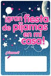a9b64c6ec2 Fiestas de Pijamas - Happyjama de dodot Fiesta De Pijamas
