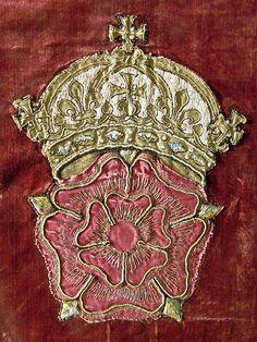 Tudor Rose by Thorskegga, via Flickr