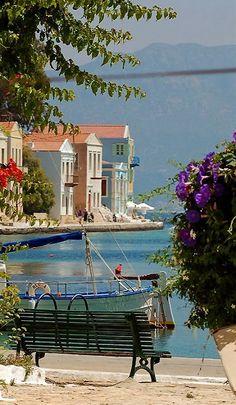 Kastelorizo Island (Dodecanese), Greece