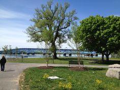 Veiw of LaSalle Waterfront Park - Niagara Falls, NY