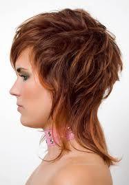 shag hairstyle
