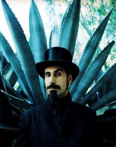 Serj Tankian from System of a Down.