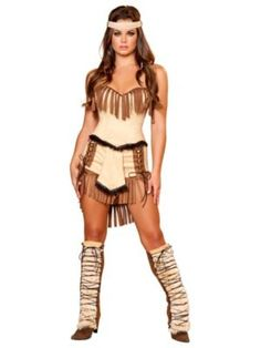 2bc0c44bbe99 Buy the Sexy Cherokee Indian Costume for super low prices & same day  shipping -