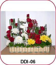 Table Flowers - Elegant - Florist Jakarta - Online Flower Shop :: Hotline 021-60503980, 021-94229037, Pin BB: 320F2810