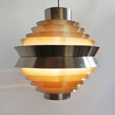Located using retrostart.com > Type R-213 Hanging Lamp by Unknown Designer for Raak Amsterdam