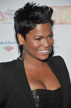 Nia Long - Her family is of Afro-Trinidadian descent