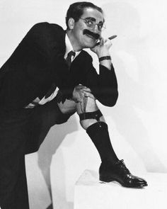 Groucho Marx - one-liner King