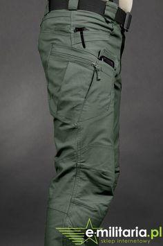 UTP Helikon Urban Tactical Line - Helikon UTP Urban Tactical Pants Olive Drab Rip-Stop (SP-UTL-PR-32) - R: