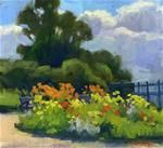 Daylilies by the Bay by Kathy Weber