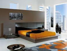 Decoración e Ideas para mi hogar: 10 modernas camas matrimoniales Girls Bedroom, Master Bedroom, Bedroom Decor, Bedrooms, Bed Furniture, Modern Furniture, Closet Drawers, Pallet Beds, Double Beds