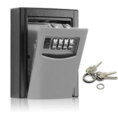 Iware Wall Mounted Key Safe Box Outdoor