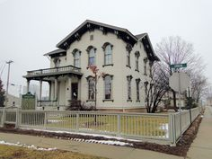 Crocker House Museum Mount Clemens, MI