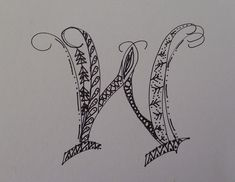 """i just discovered """"zentangle""""...never heard of it before! fancy doodling"""