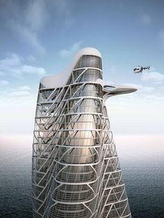 Ultra-modern architecture - #architecture - ☮k☮