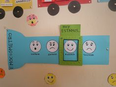 An emotion thermometer is an excellent way not only to teach emotions, but to help kids recognize how they are feeling and how to regulate.