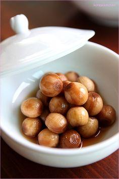 Yangpa jangajji (pickled onion)