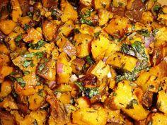 Pugilista: What I am making for Thanksgiving: Sweet Potato Salad