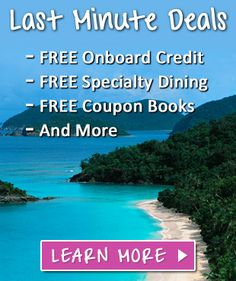 Pin By The Cruise Web Inc On Cruise Deals Pinterest - Last minute cruise deal